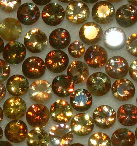 Andalusite Gemstones