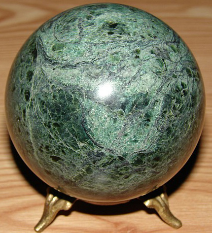 Serpentine Sphere
